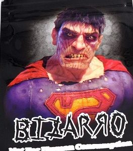 ANGRY MAN FROM BIZARO